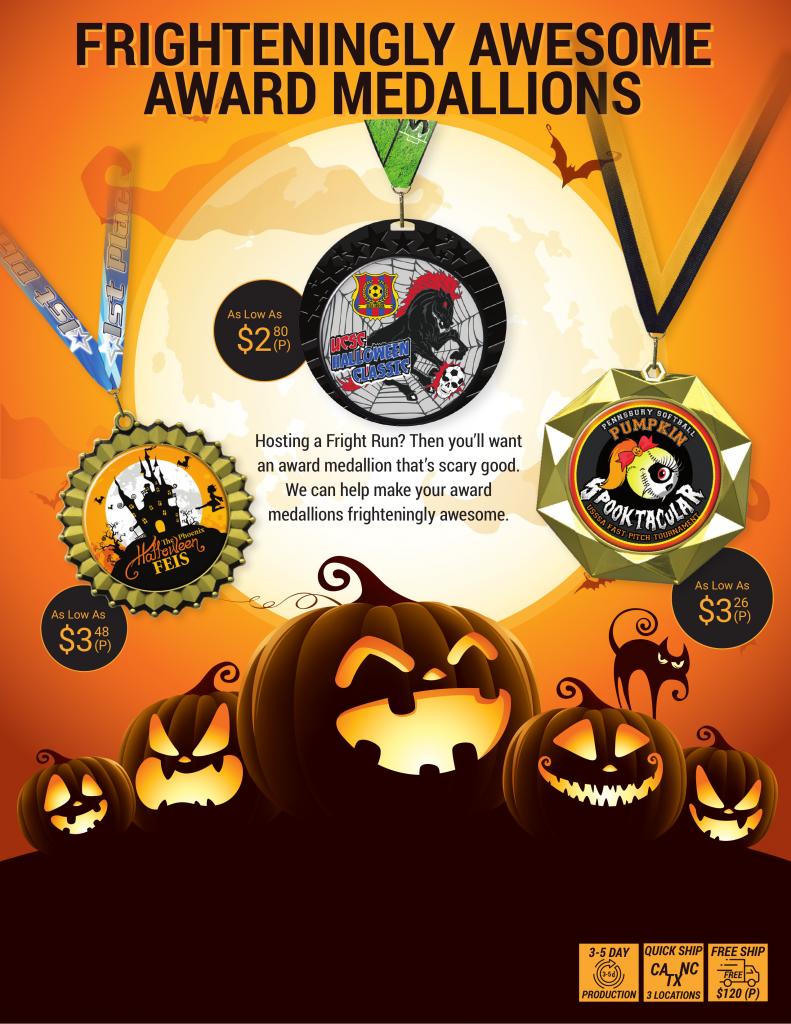 simba zoomcatalog halloween flyer