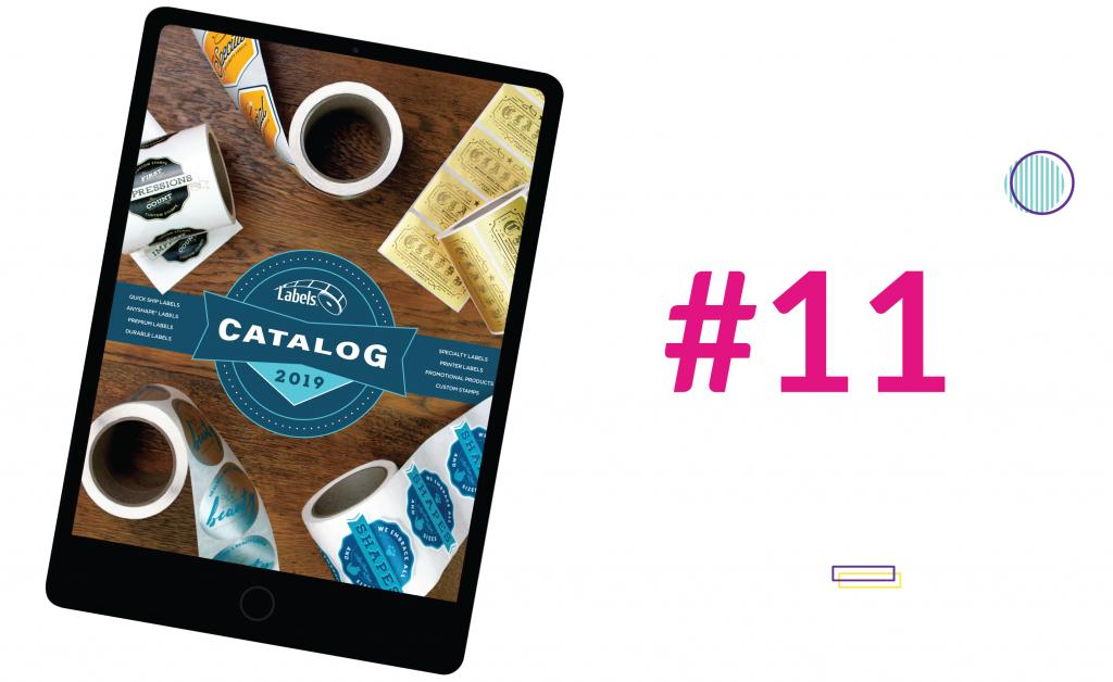 Top Twenty ZOOMcatalogs 19- Discount Labels
