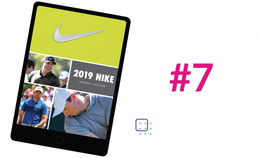 Top Twenty ZOOMcatalogs 19- Nike SanMar