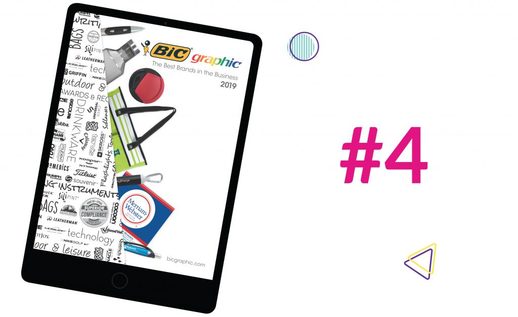 Top Twenty ZOOMcatalogs 19- Bic Graphic